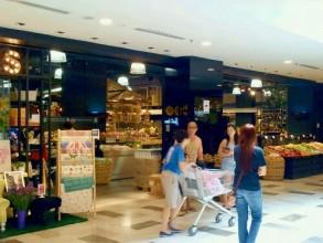 バブリカショッピングモール内にあるBIGショッピングモール