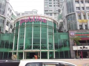 パブリカをマレーシア不動産見学ツアーの内容として回る