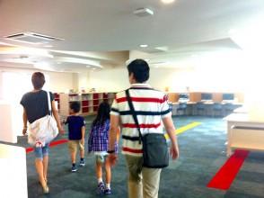 マレーシアのインター校、IGB インターナショナル視察しました (15)