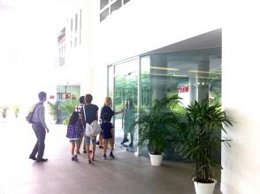 マレーシアのインター校、IGB インターナショナル視察しました (2)