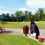 アマヤサウジャナはゴルフ場のあるサウジャナリゾートにも隣接