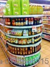 グレート・イースタンのコールドストレージスーパーマーケットの日本食コーナー2