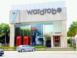 Wardrobe in Bangsar