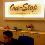 ワンストップレジデンスはホテルライクなサービスを提供。受付常駐です