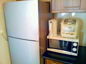 アクシスレジデンス すべてが新品です。ハイクラスな炊飯器もあります