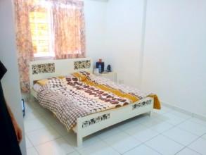 Axis Residence アクシスレジデンスコンドミニアム メインベッドルーム