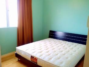 日本人オーナー ソラリスデュタマス 2ベッド+1 もう一つのベッドルームがこのゆとりです