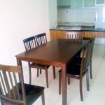 アクシスレジデンス特選綺麗なお部屋 リビングテーブルもあります