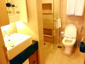 マイハビタットMyhabitat 1ベッドルーム 綺麗でホテルライクなバスルーム