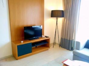マイハビタットMyhabitat 1ベッドルーム テレビ、DVDも用意