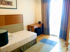 日本人オーナー2ベッドマイハビタットMyhabitat サブの寝室も綺麗