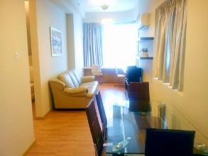 【角部屋、KLCCド迫力夜景】パークビュー - Parview Service Apartment
