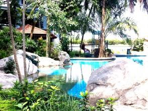 【大使館エリア Jalan Ampang 沿い】202DC - 202DC Desa Cahaya Ampang Hilir