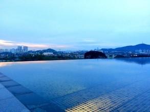 超新築!Ampang エリアで都心すぐ!高層階ザ・エレメンツ コンドミニアム - The Elements Ampang