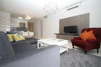 【日本人オーナー様!都心、オシャレな内装】ラマン・セイロン - Laman Ceylon Condominium (3)