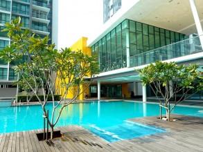 【日本人オーナー様!お値打ち、3ベッドルーム】ゼット レシでンス - Z Residence @ Bukit Jalil (24)