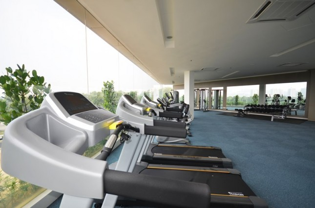 Nakano Property _デサグリーン_desa-green-serviced-apartments-gym_0