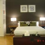 ベッドルームも普通ではない。ここはホテルではありません、、、