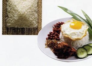 マレーシアの国民食ナシレマは一度食べたら、、、、、